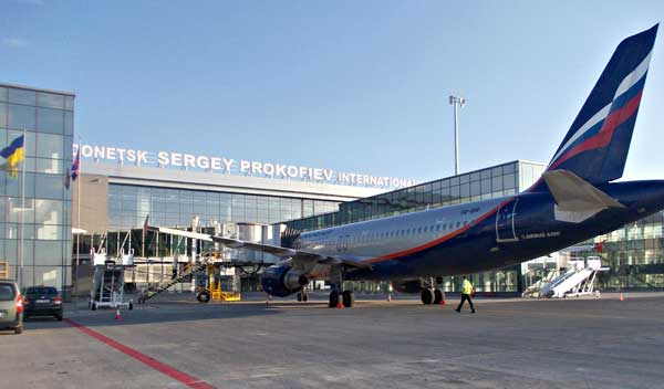donetsk airport with plane 140506-donetsk-airport-terminal-sergey-prokofiev