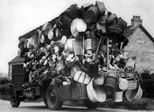 Peddlers Truck