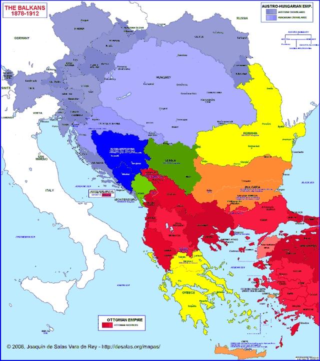 Balkans 191278BK
